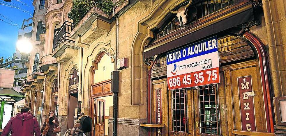 Baja la persiana el primer restaurante mexicano de Bilbao
