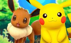 Pokémon Let's Go Pikachu & Eevee: el retorno de los monstruos de bolsillo