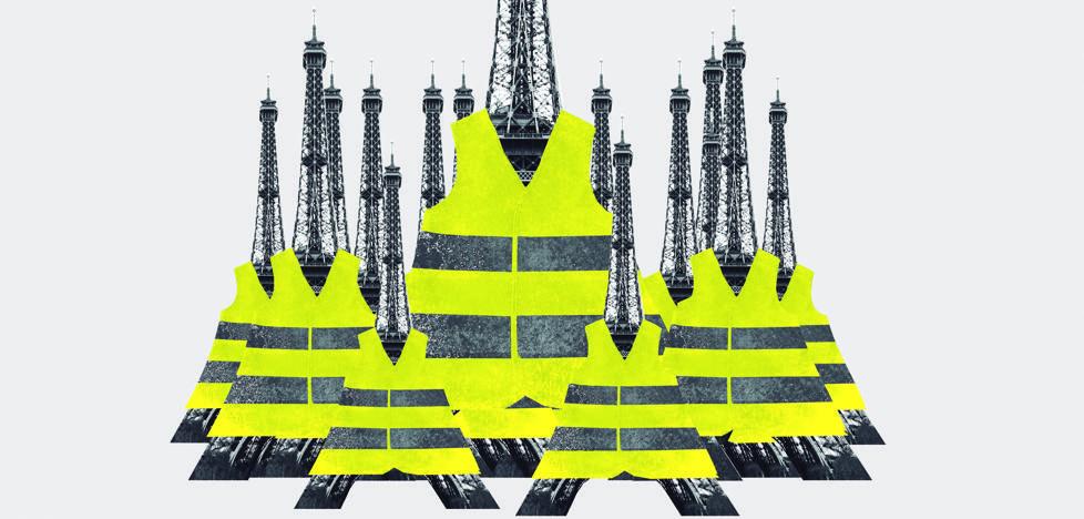 'Chalecos amarillos', síntoma de otra fractura social
