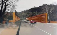 La construcción del puente de la Baskonia comenzará a principios de enero de 2019