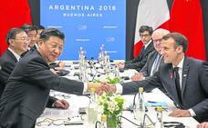 Acuerdo de mínimos en el G-20 para no herir a Trump