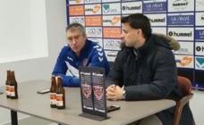 «Hemos realizado la peor segunda parte de la temporada», reconoce Lambea