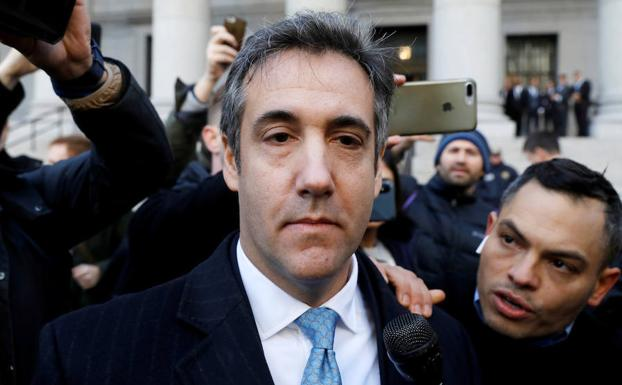 Michael Cohen. /Reuters