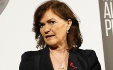 Calvo advierte de «peligros» para la democracia que «pensábamos alejados»