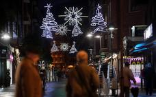 La Navidad comienza a iluminar la comarca Nervión-Ibaizabal