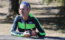Fiz logra el récord de España de mayores de 55 en los 10 kilómetros dos meses después de su accidente