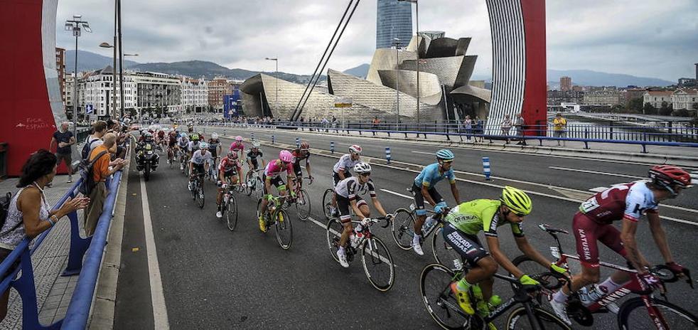 Bilbao volverá a ser meta de la Vuelta a España