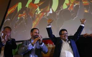 Cambio histórico en Andalucía