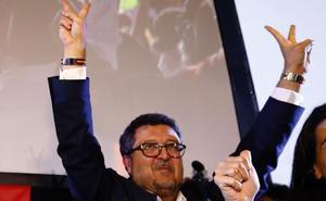 Un juez condenado por prevaricar: el hombre de Vox en Andalucía