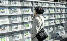 El alquiler libre roza ya los 1.000 euros de media en Bizkaia y dispara los desahucios