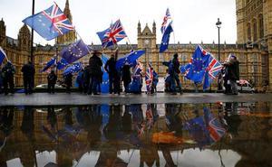 El acuerdo del 'brexit' encuentra su voz imperiosa