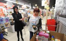 El Banco de Alimentos recauda más de 150.000 kilos en Álava