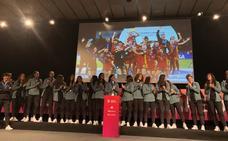 Las campeonas mundiales, homenajeadas en Madrid: «Sí, sí, sí, la copa ya está aquí»