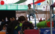 El Parque Infantil de Navidad de Vitoria abrirá con espíritu olímpico