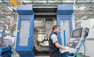 La industria vasca cada vez ocupa a más trabajadores