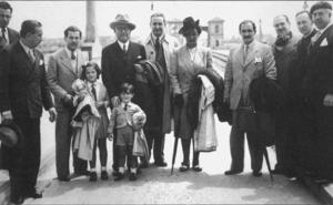 El tour de Aguirre y el espionaje vasco en la II Guerra Mundial