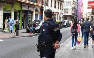 Detienen al ladrón que robaba a sus víctimas con un spray de pimienta en Bilbao