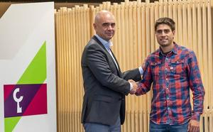 Laboral Kutxa apoya a la Fundación Euskadi para impulsar el ciclismo de base