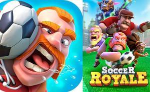 'Soccer Royale' de Campero Games estará en la Indie Zone de Fun & Serious