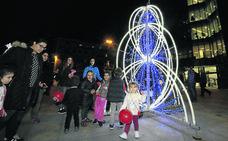 La Navidad empieza en Getxo