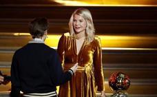 El comentario machista a la ganadora del Balón de Oro: «¿Puedes hacer 'twerking'?»