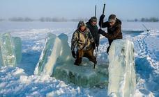 Fundir el hielo