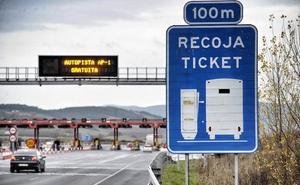 Un operativo especial controlará el tráfico el domingo en el nudo de Armiñón