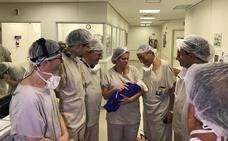 Nace en Brasil el primer bebé concebido en un útero trasplantado de una donante fallecida