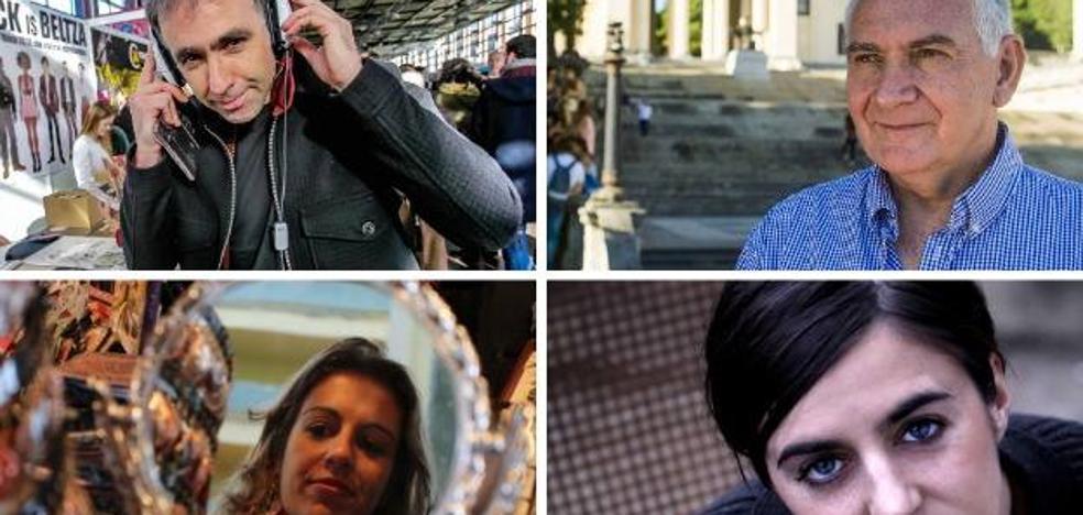 Comienza la Azoka de Durango, un maratón cultural en euskera hasta el domingo
