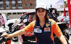 El reto del Dakar tras superar un cáncer a los 15 años