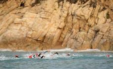 Muere una triatleta tras ser herida por las hélices de un bote salvavidas en Brasil