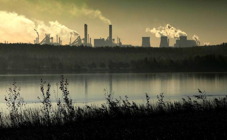 Polonia sale de la mina
