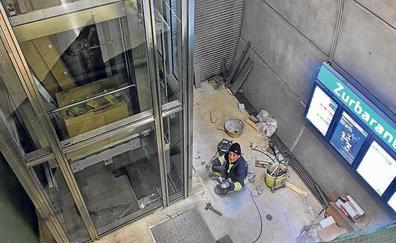 El primer parche de la Línea 3 es un nuevo ascensor que costará medio millón