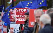 El TJUE dictará un día antes del voto en Westminster la sentencia sobre la revocación unilateral del 'Brexit'