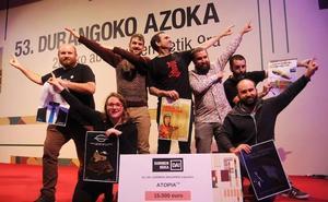 Un juego de rol en euskera gana la primera beca de creación que otorga la Azoka de Durango