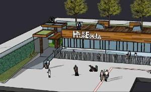 Las obras de la nueva haurreskola de Galdakao concluirán para el próximo curso