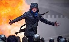 'Robin Hood' quiere ser un superhéroe