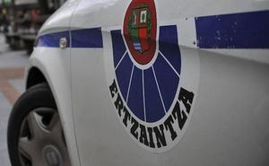 Vecinos de Barakaldo localizan a un individuo que había intentado robar el móvil a una mujer