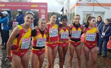 Trihas Gebre, la mejor española en el Europeo de cross en Tilburg