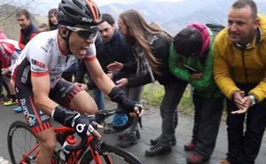 La UCI suspende al Burgos tres semanas por dopaje