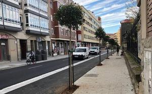 La reforma de San Ignacio finaliza tras acumular tres meses de retraso por varios contratiempos