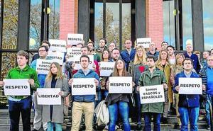 Alonso acusa a la UPV de «dar amparo» a los agresores del alumno apaleado