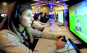 Las chicas también son guerreras con el 'Fortnite'