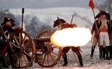Napoleón vuelve a Austerlitz