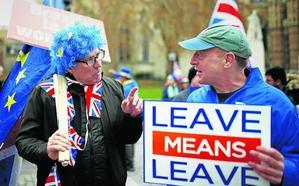 El 'brexit' eleva la tensión en Londres