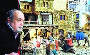 «Estuvimos a punto de montar el belén de La Ribera en Burgos»