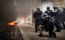 Las protestas en Francia reúnen a 125.000 personas, con 1.723 detenidos