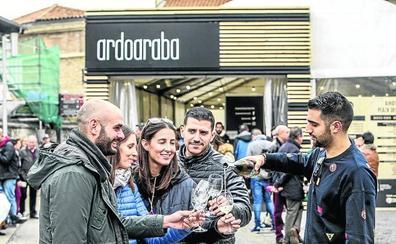 La feria Ardoaraba se consolida tras una edición «muy positiva y con más público»