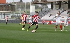 La goleada del Athletic al Sevilla, en imágenes