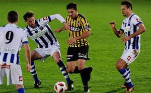 Fran García decanta un partido atascado en Lasesarre